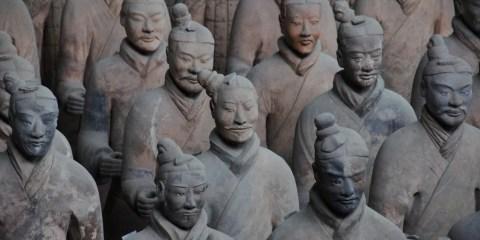 Mausoleo del primer emperador Qin