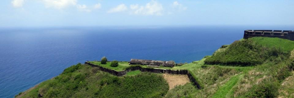 Parque nacional de la Fortaleza de Brimstone Hill