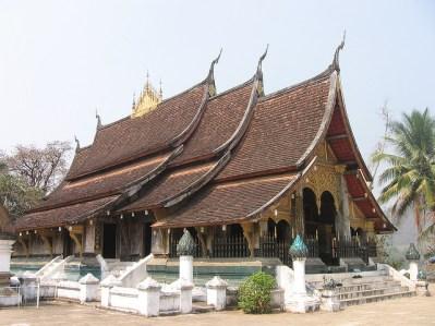 Templo de Wat Xieng Thong