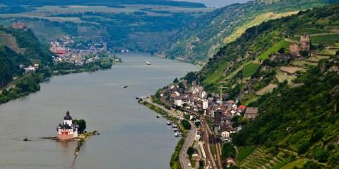 Valle Superior del Medio Rin