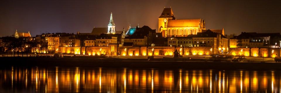 Ciudad medieval de Toruń
