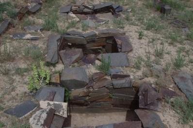 Una tumba de la Edad de Bronce de Tamgaly