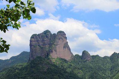 Picos de Jianglangshan