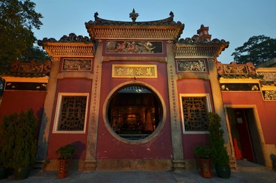 Templo de A-Ma en Macao