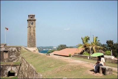 Fortificaciones y torre del reloj