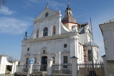 Iglesia del Corpus Christi de Nesvizh