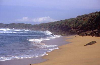 Playa de Ujung Kulon