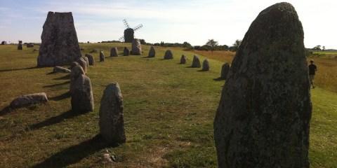 Paisaje agrícola del sur de Öland
