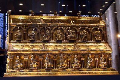 Relicario de los Tres Reyes Magos de la catedral de Colonia