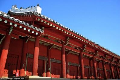 Templo de Jeongjeon en Jongmyo