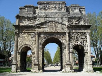 Arco del Triunfo de Orange