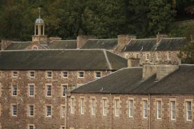 Edificios de New Lanark