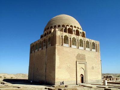 Mausoleo de Sultan Sanjar