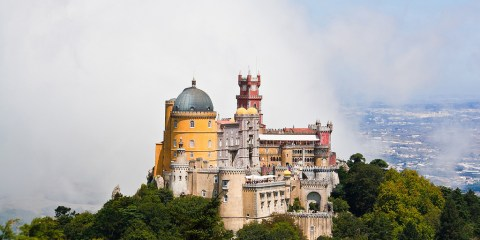 Paisaje cultural de Sintra