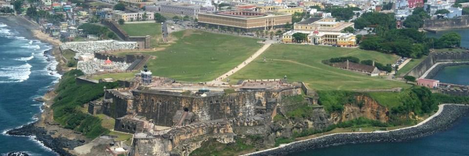 Fortaleza y sitio histórico nacional de San Juan de Puerto Rico