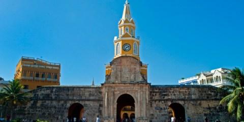 Puerto, fortalezas y conjunto monumental de Cartagena