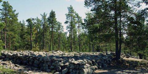 Sitio funerario de la Edad del Bronce de Sammallahdenmäki