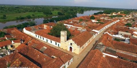 Centro histórico de Santa Cruz de Mompox