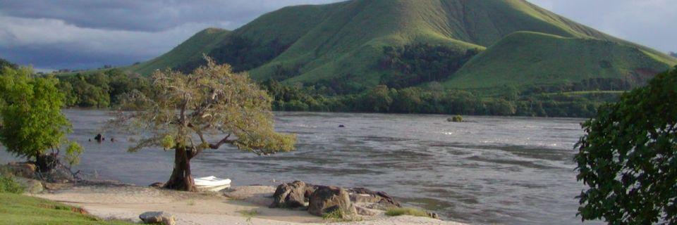 Ecosistema y Paisaje Cultural Arcaico de Lopé-Okanda