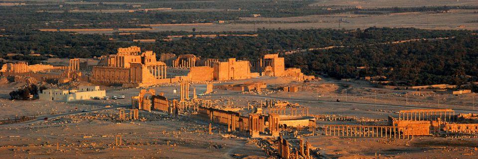 Sitio de Palmira