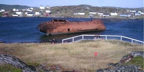 Estación ballenera vasca de Bahía Roja