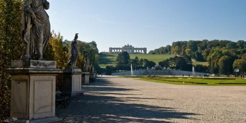 Palacio y jardines de Schönbrunn