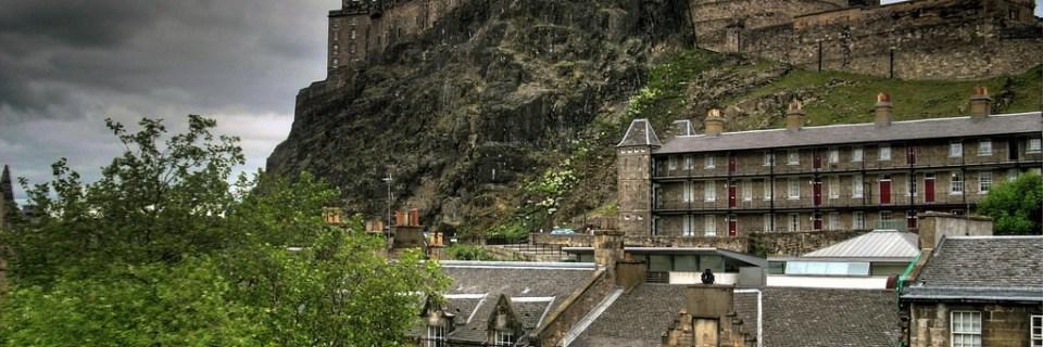Ciudad vieja y ciudad nueva de Edimburgo