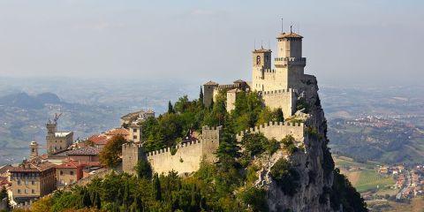 Centro Histórico de San Marino y Monte Titano