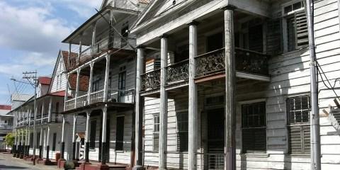 Centro histórico de Paramaribo