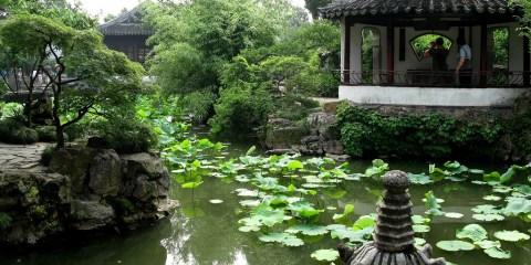 Jardines clásicos de Suzhu