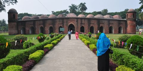 Ciudad-mezquita histórica de Bagerhat