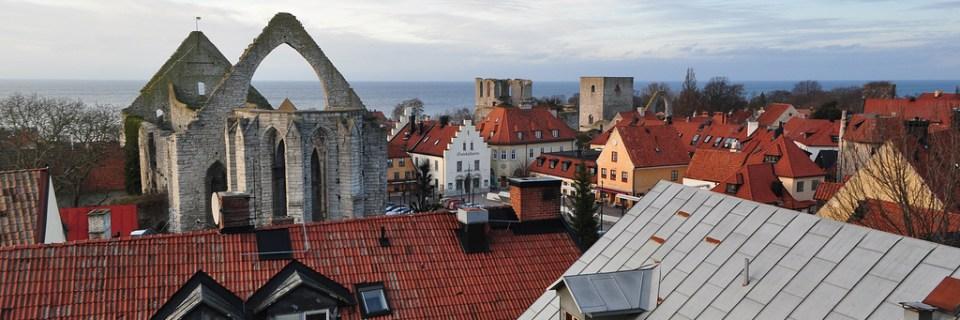 Ciudad hanseática de Visby