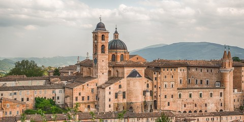Centro histórico de Urbino
