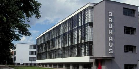 La Bauhaus y sus sitios en Weimar, Dessau y Bernau