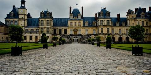 Palacio y parque de Fontainebleau
