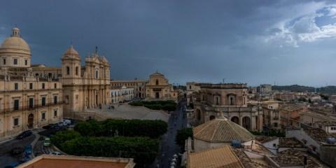 Ciudades del barroco tardío del Valle de Noto