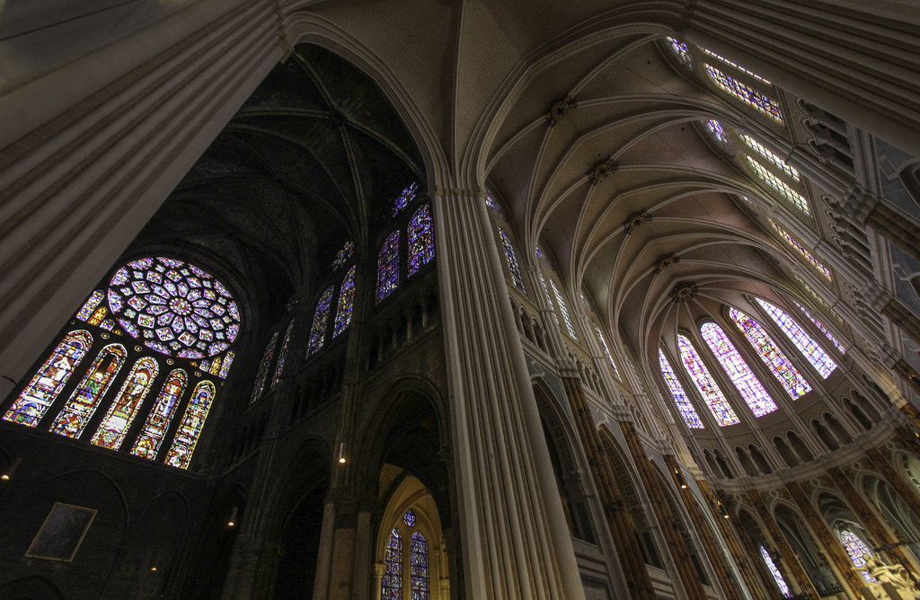 Catedral De Chartres Viaje Al Patrimonio