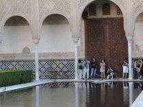 Fuentes en el Palacio de Los Nazaríes