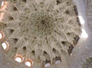 Techos del Palacio de Los Nazaríes