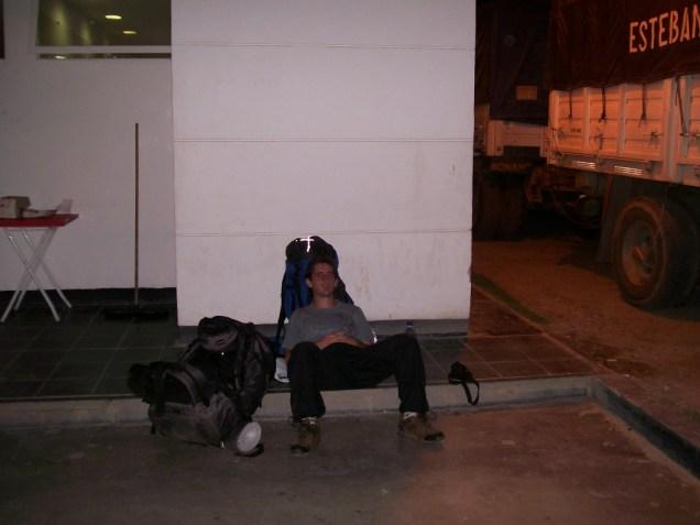 Comienzo mochileada memorable: Sudamérica 2008/2009.