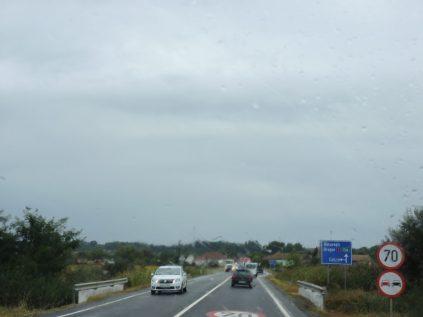 Camino a Sibiu desde Deva city