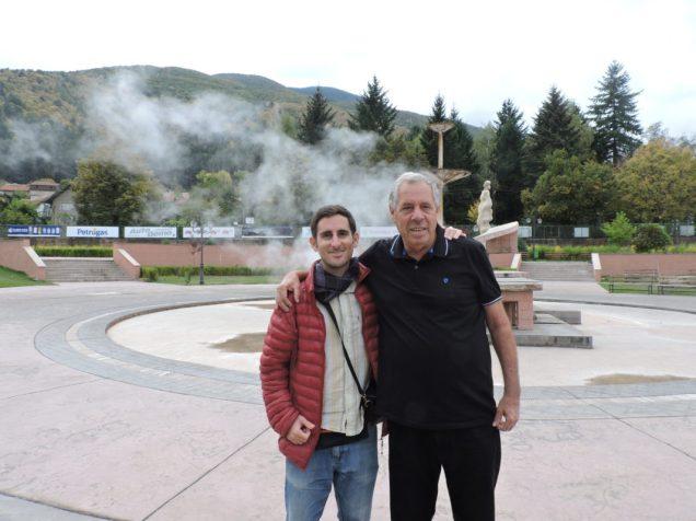Con Uri el israelí