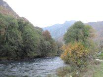El rio y Matka