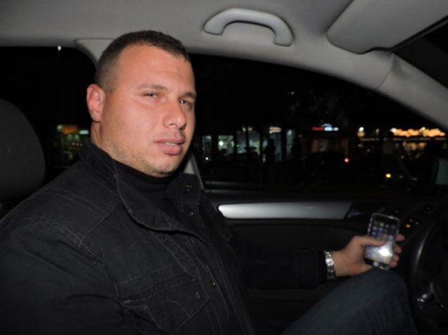 Ervin de Elbasana a Tirana