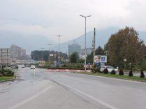 Primer punto de autostop en Tetovo, no funcionaba