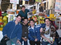 Mercados del Peru