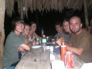 Nuevos amigos en el paraiso terrenal: Parque Tayrona