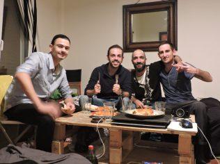 ¡Hay equipo! Siria, España. Grecia y Argentina