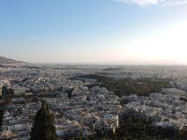 Vista de Atenas desde Licabeto