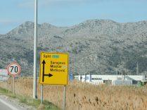 Y ahora nos acercamos a Mostar